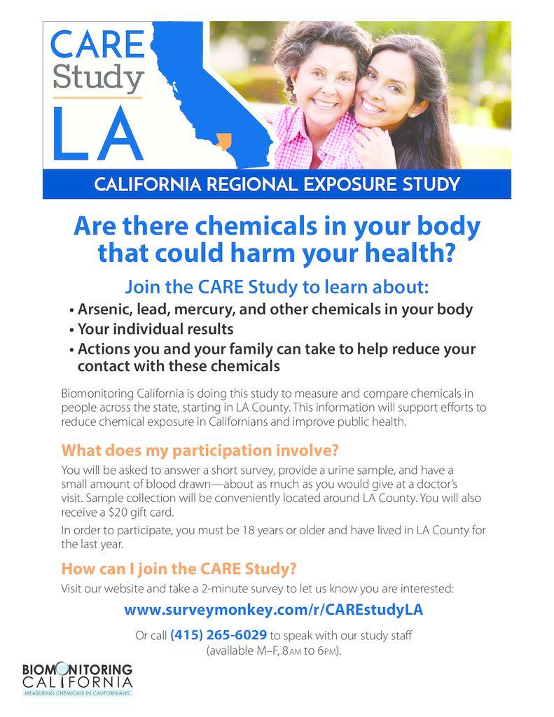 Care Study LA Health Study