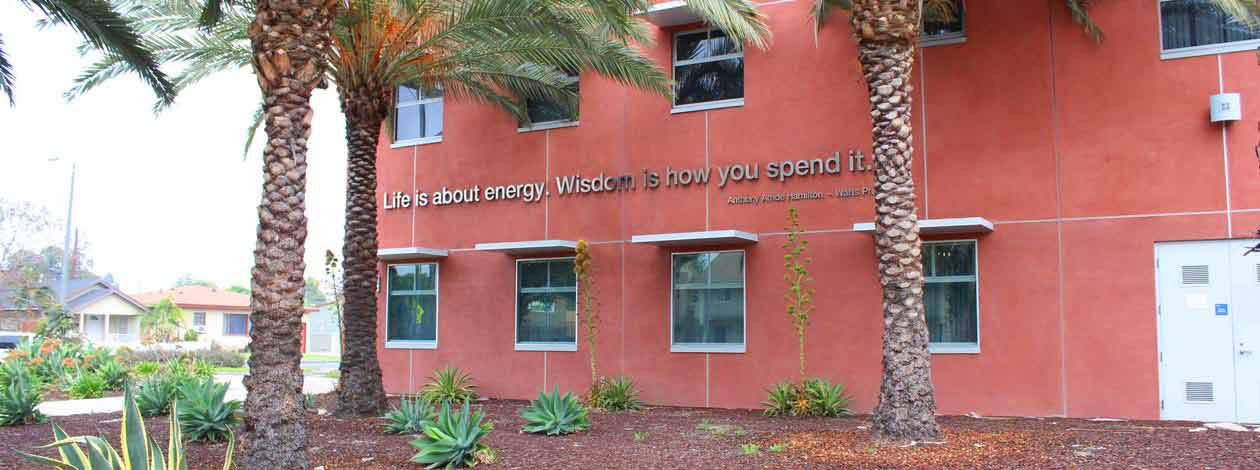 Fire Station: Life is about energy. Wisdom is how you spend it.