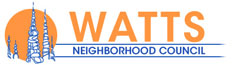 Watts Neighborhood Council Logo