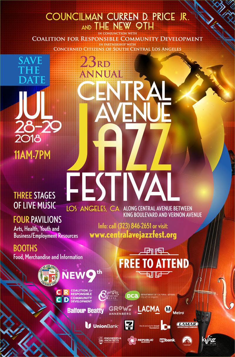 Central Ave Jazz Event
