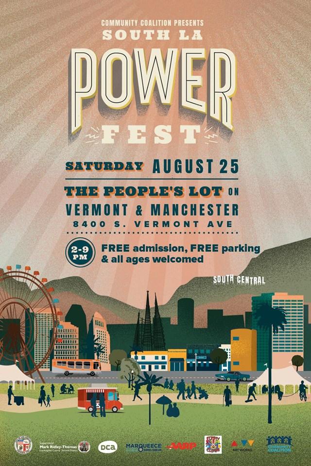 South LA powerfest