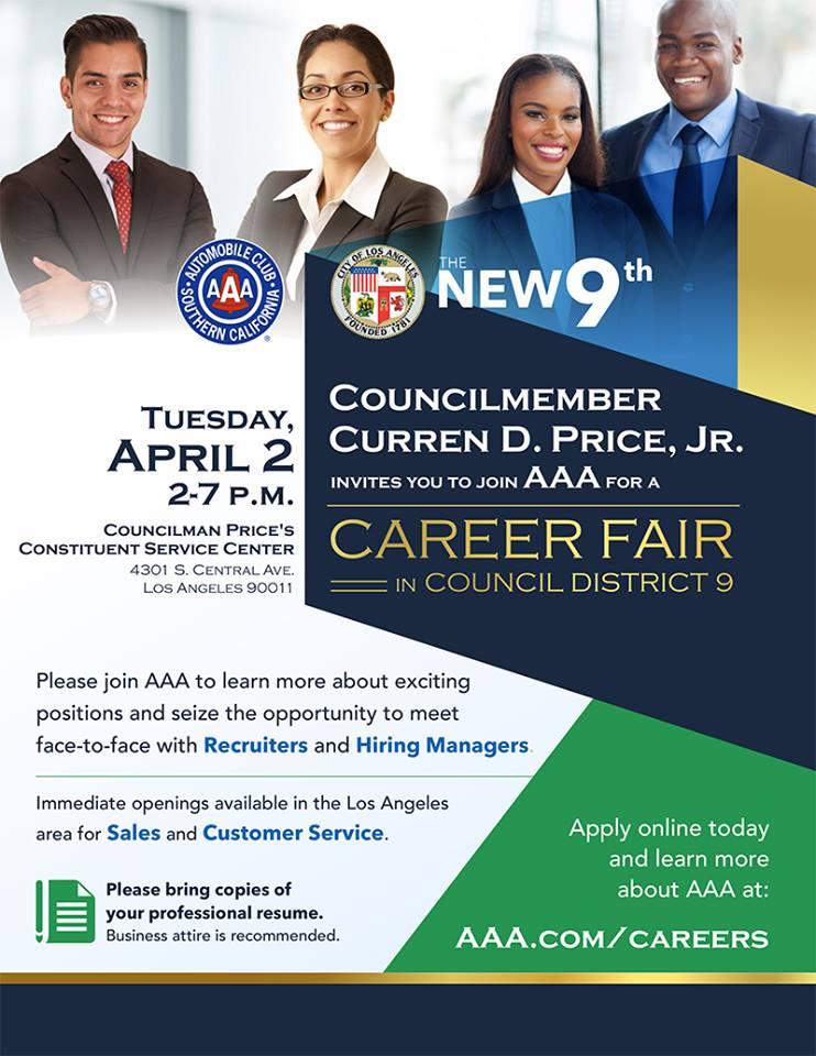 AAA Career Fair