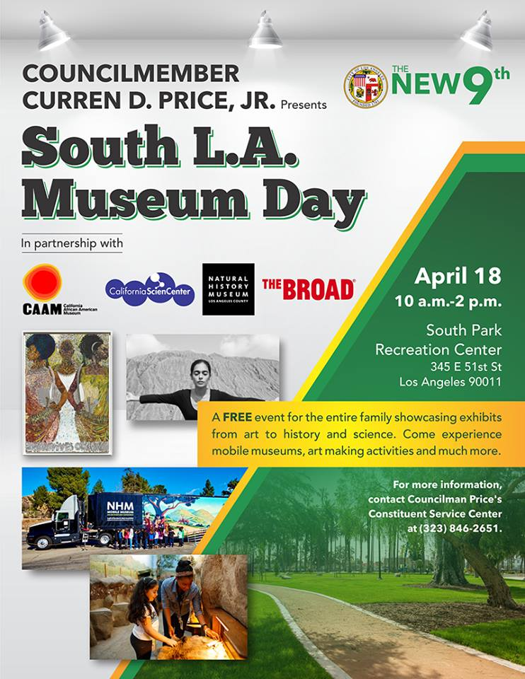 South LA Museum Day