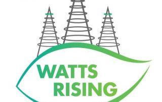 Watts Rising Logo