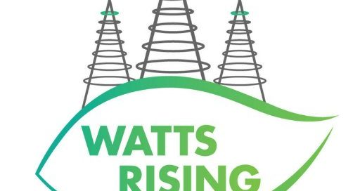 Watts Rising Logo
