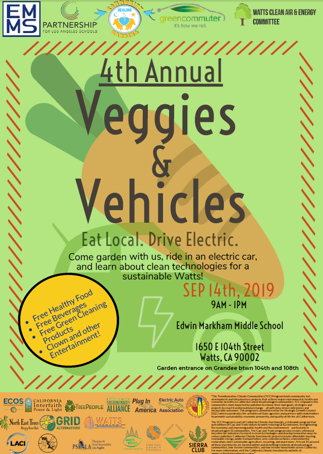 Veggies & Vehicles