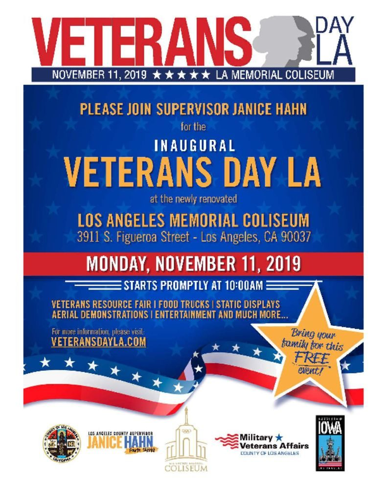 Veterans Day LA