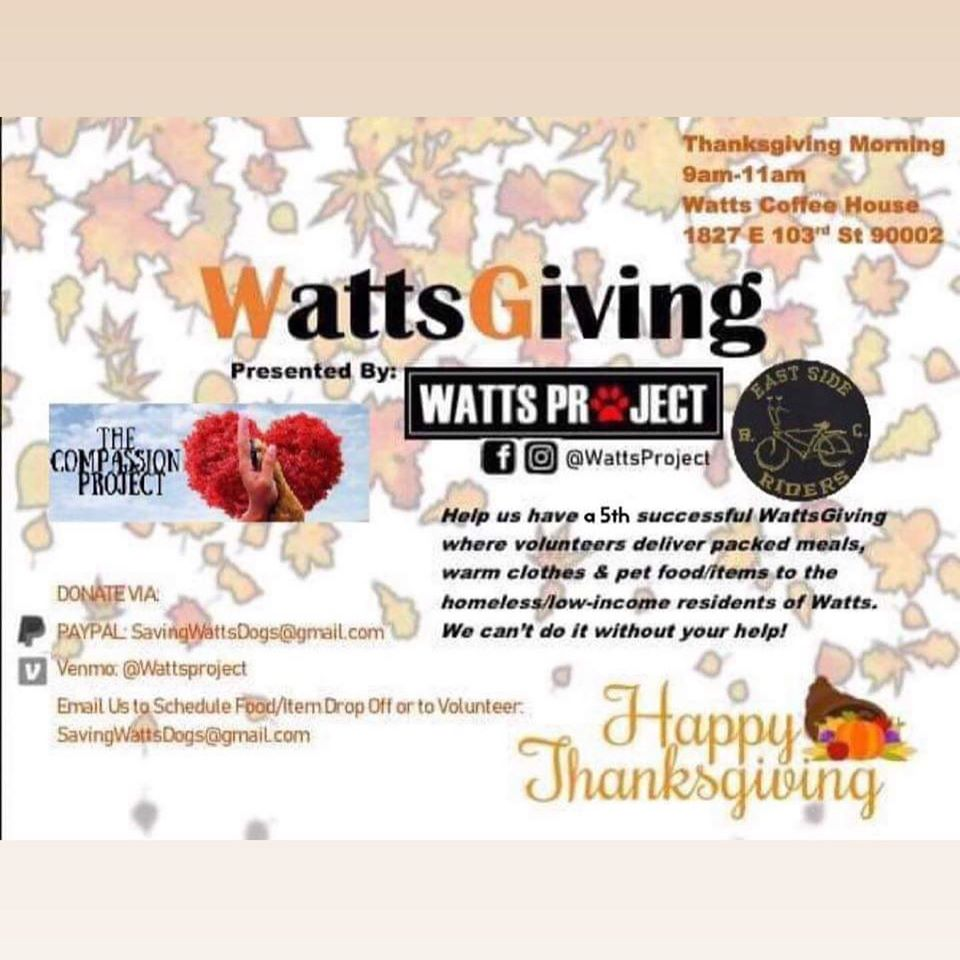 Watts Giving