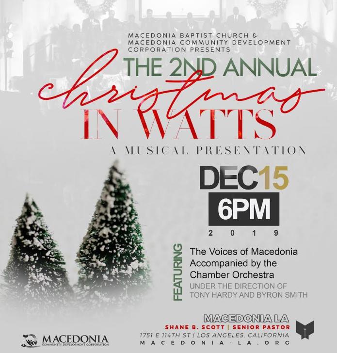 Christmas in Watts