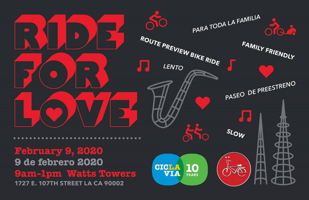 Ride for Love