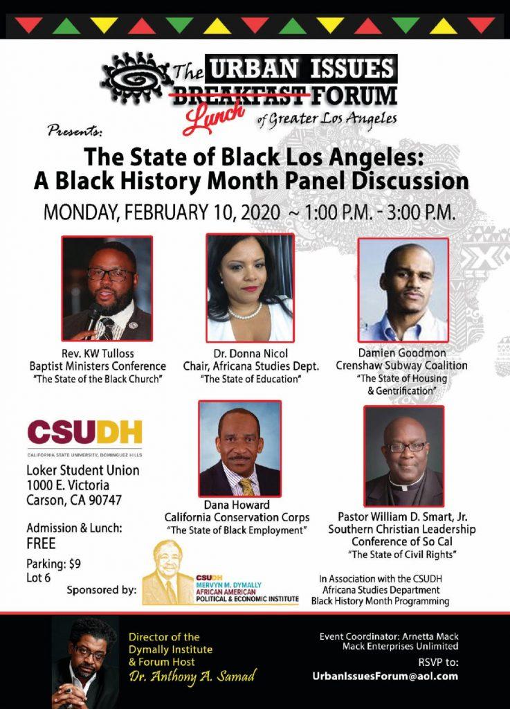 State of Black Los Angeles