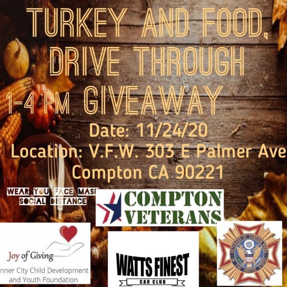 Turkey Giveaway