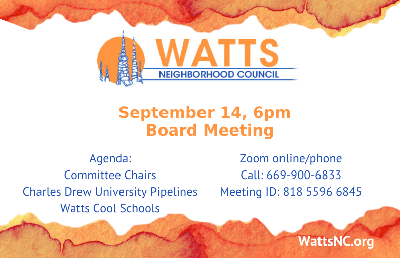 Watts September