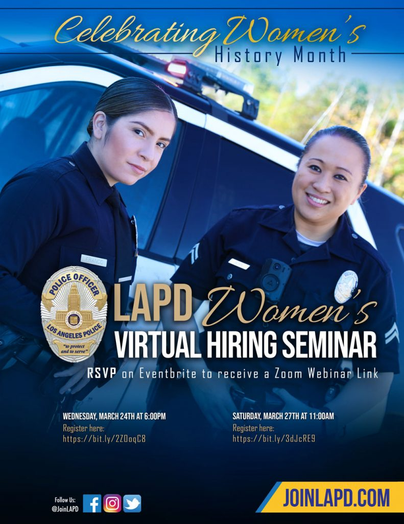 LAPD Hiring