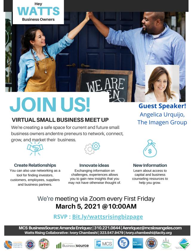 small business meet up