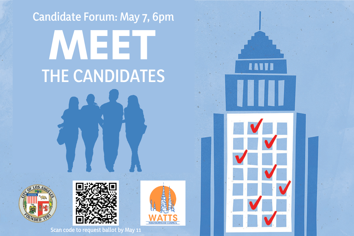 Candidate Forum May 7