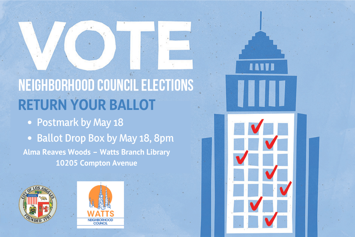 Vote for Watts