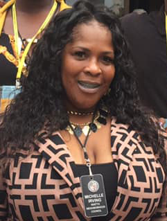 Michelle Irving