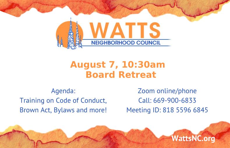Watts Retreat