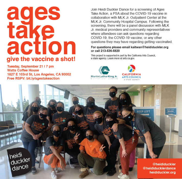 Ages Take Action